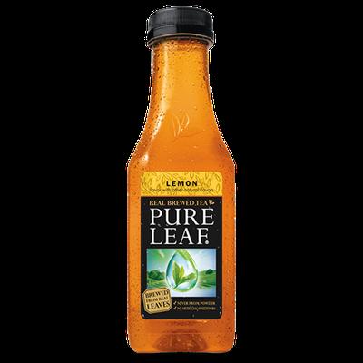 Lipton® Pure Leaf Real Brewed Lemon Iced Tea