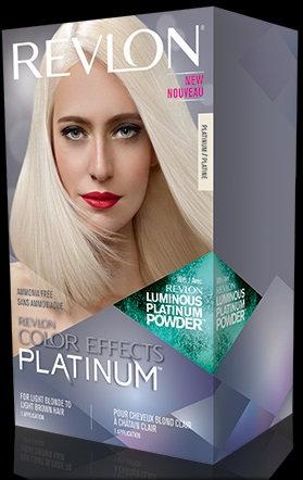 Revlon Color Effects Platinum Reviews