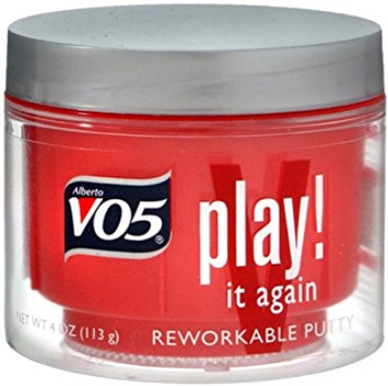 Alberto VO5® Play It Again Reworkable Putty