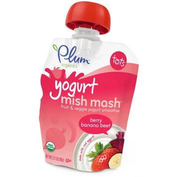 Plum Organics Yogurt Mish Mash™ Berry Banana Beet