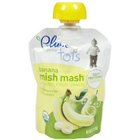 Plum Organics Banana Mish Mash™
