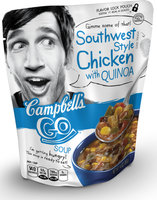 Campbell's® Chicken & Quinoa with Poblano Chilies Soup