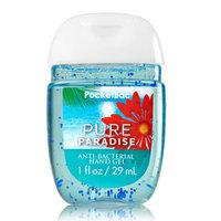 Bath & Body Works® PocketBac PURE PARADISE Anti-Bacterial Hand Gel