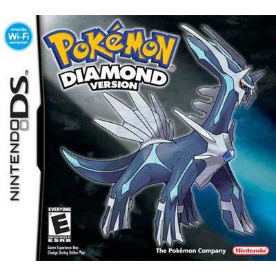 Pokemon Diamond Version Game