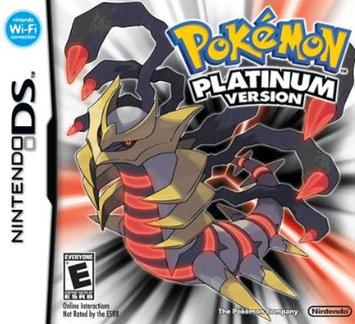 Nintendo 045496740177 POKEMON PLATINUM VERSION - NINTENDO DS