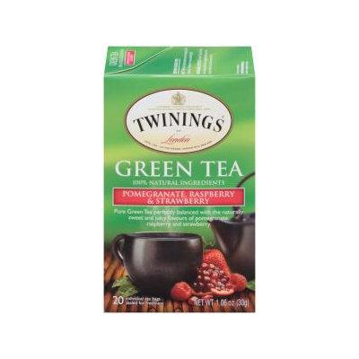 Twinings® Green Pomegranate, Raspberry & Strawberry