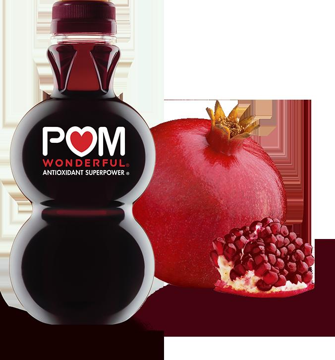 POM Wonderful 100% Pomegranate Juice