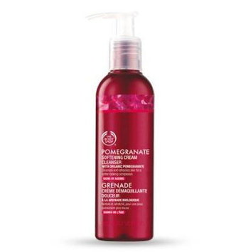 THE BODY SHOP® Pomegranate Softening Cream Cleanser
