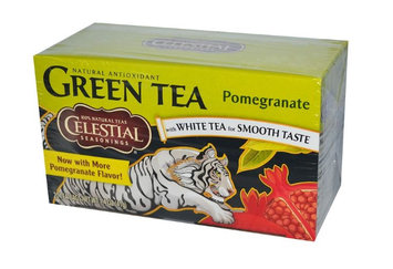 Celestial Seasonings® Green Tea Pomegranate with White Tea