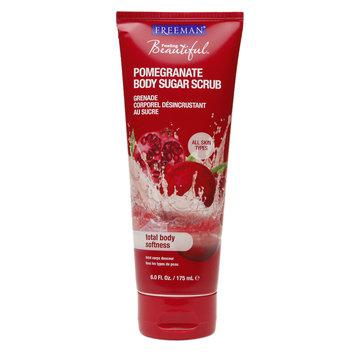 Freeman Beauty Pomegranate Sugar Body Scrub