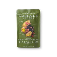 Sahale Snacks® Naturally Pomegranate Flavored Pistachios Glazed Mix