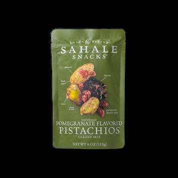 Sahale Snacks® Naturally Pomegranate Flavored Pistachios Glazed Mix