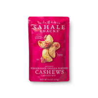 Sahale Snacks® Pomegranate Vanilla Flavored Cashews Glazed Mix