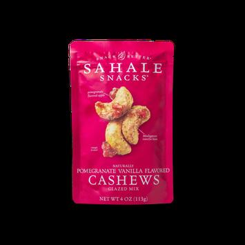 Sahale Snacks® Pomegranate Vanilla Flavored Cashews Glazed Mix