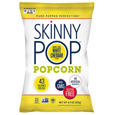 SkinnyPop® White Cheddar Popped Popcorn