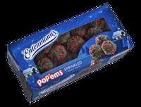 Entenmann's Pop'ems Holiday Sprinkled Donuts