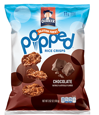 Quaker® Popped Chocolate