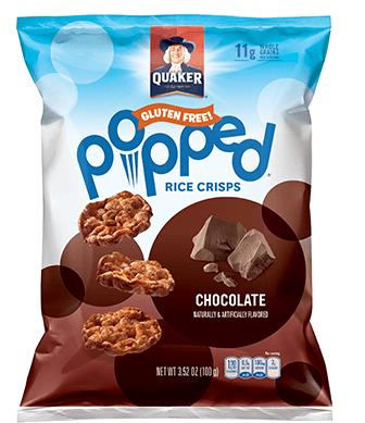 Quaker® Popped Chocolate