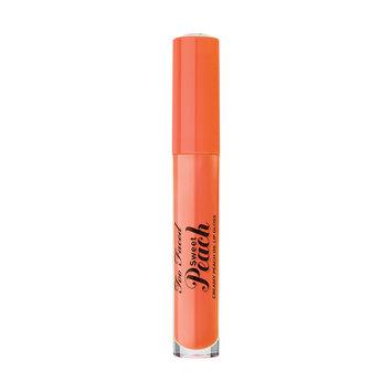 Too Faced Sweet Peach Creamy Peach Oil Lip Gloss