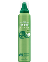 Garnier Fructis Pure Clean Styling Mousse