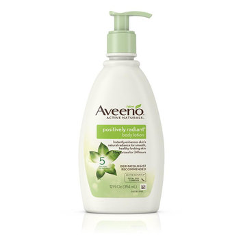 Aveeno® Active Naturals Positively Radiant Body Lotion
