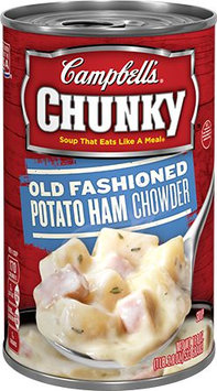Campbell's® Chunky Old Fashioned Potato Ham Chowder