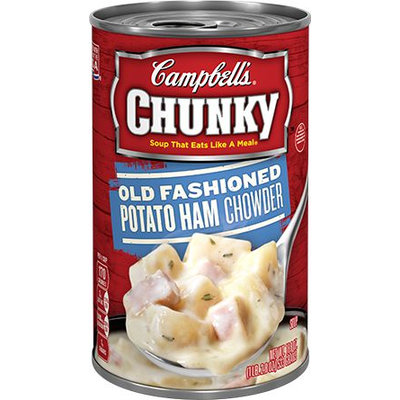 Campbell's® Chunky Old Fashioned Potato Ham Chowder