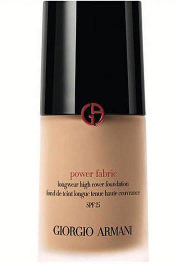 Giorgio Armani Power Fabric Full Coverage Liquid Foundation SPF 25