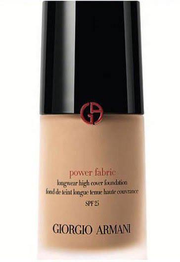 Giorgio Armani Power Fabric Full Coverage Liquid Foundation SPF 25