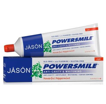 JĀSÖN Powersmile® Whitening Anti-Cavity Toothpaste Flouride Gel