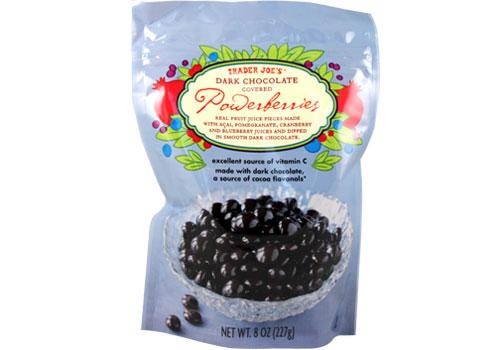 Dark Chocolate Covered Powerberries