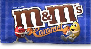 M&Ms® Caramel