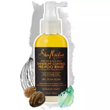 SheaMoisture African Black Soap Dandruff Control Pre Poo Rinse