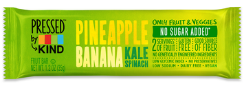 KIND® Pineapple Banana Kale Spinach