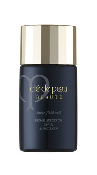 Clé de Peau Beauté Sheer Fluid Veil SPF 21