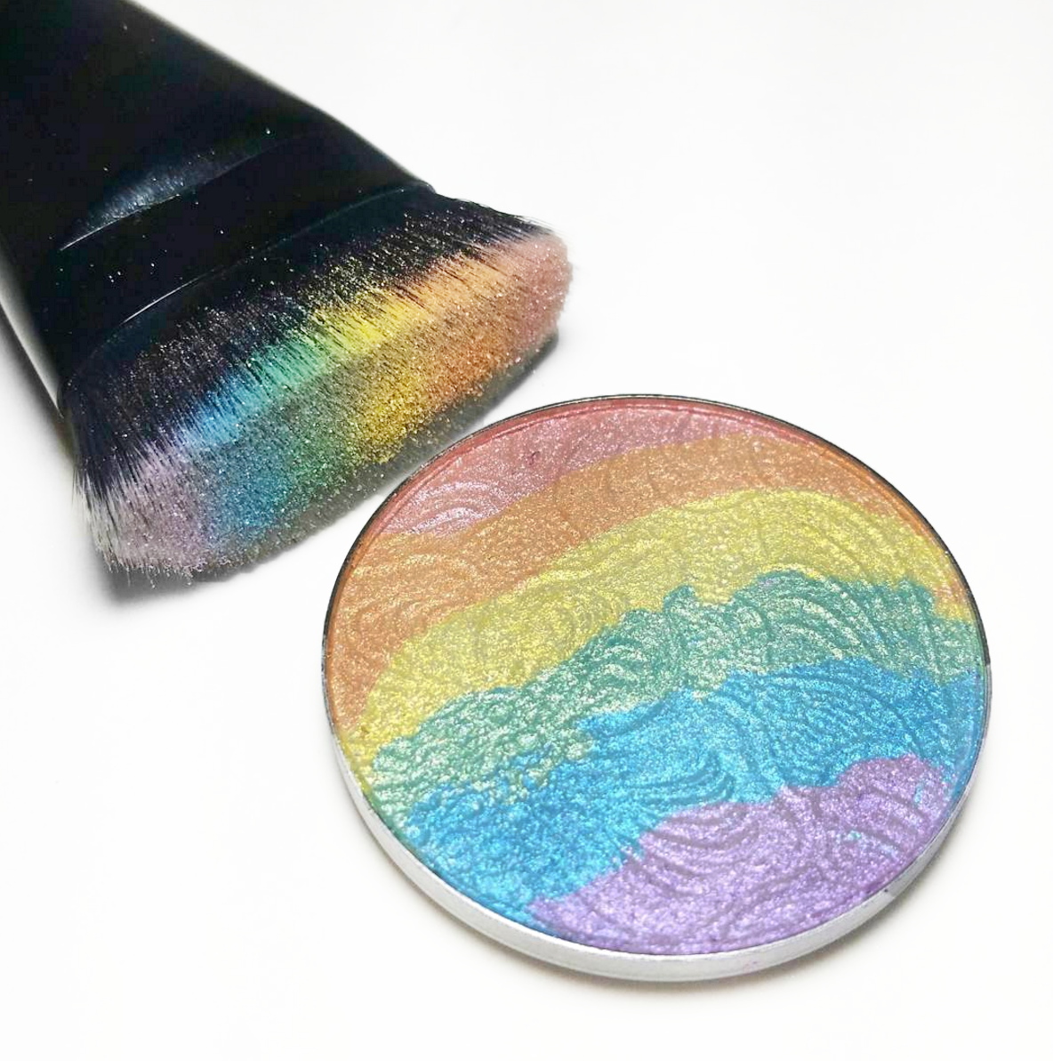 Prism Illuminating Rainbow Highlighter