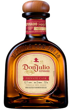 Don Julio Reposado Private Cask Tequila