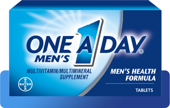 One A Day® Men's Health Formula