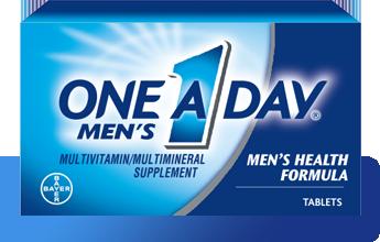 One A Day® Men's Health Formula