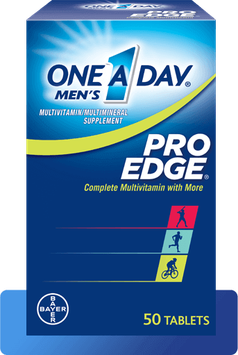 One A Day® Men's Pro Edge®
