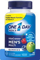 One A Day® Men's VitaCraves® Gummies