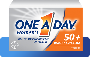 One A Day® Women's 50+ Healthy Advantage
