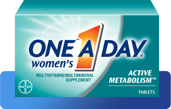 One A Day® Women's Active Metabolism™