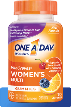 One A Day® Women's VitaCraves® Gummies