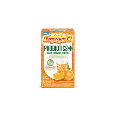 Emergen-C Probiotics+ Daily Immune Health Orange