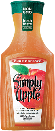 Simply Apple Pure Pressed Apple Juice
