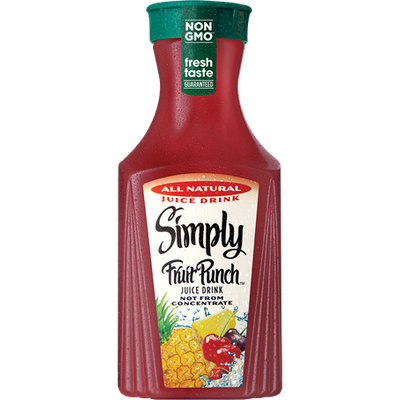 Simply Fruit Punch® Juice Drink