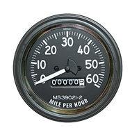 Speedometer Assembly (0-60 MPH) 1946-1958 CJ2A, CJ3A, CJ3B