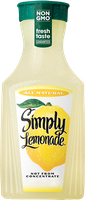 Simply Lemonade® All Natural Juice
