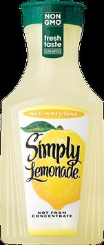 Simply Lemonade® All Natural Juice